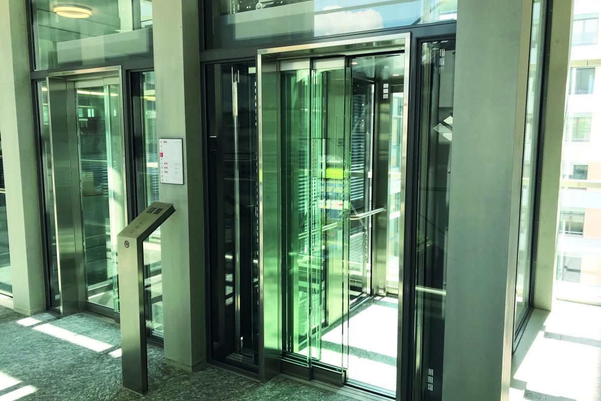 First Swiss Lift Day