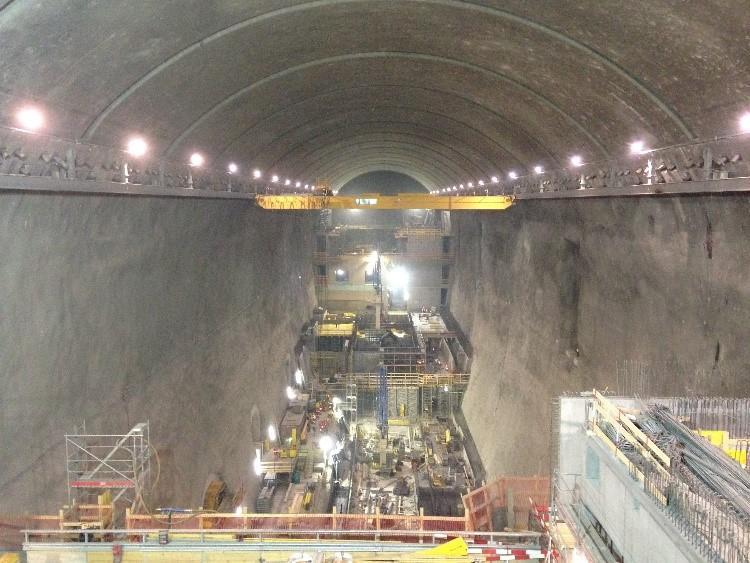 Nant de Drance pumped-storage power plant