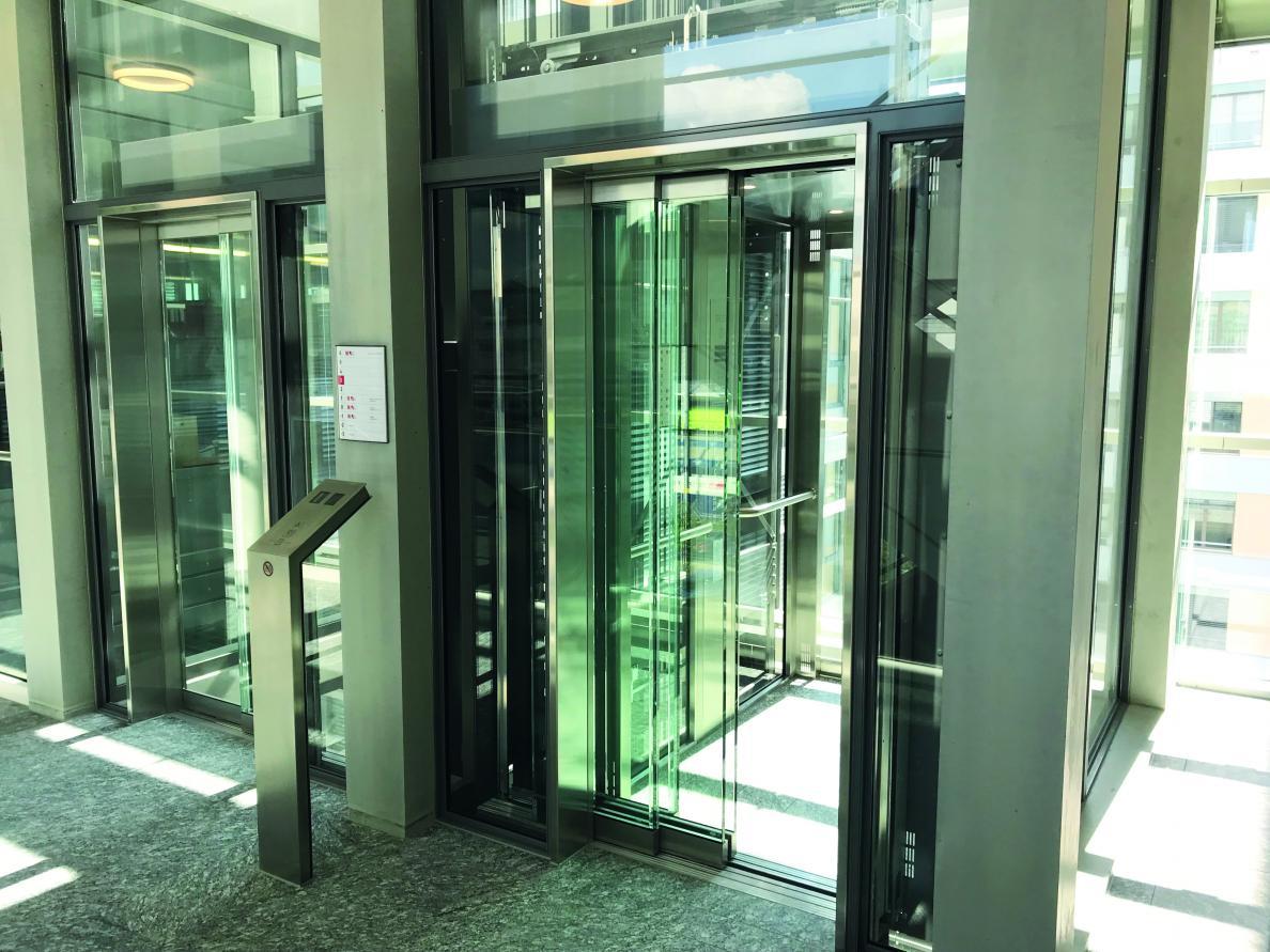 1a giornata svizzera degli ascensori